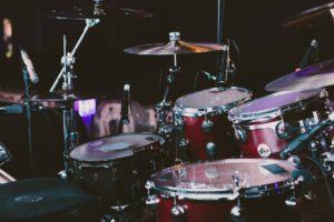 パンチのあるキックドラム