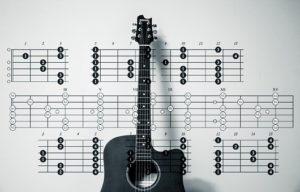 ギターコードの基礎知識