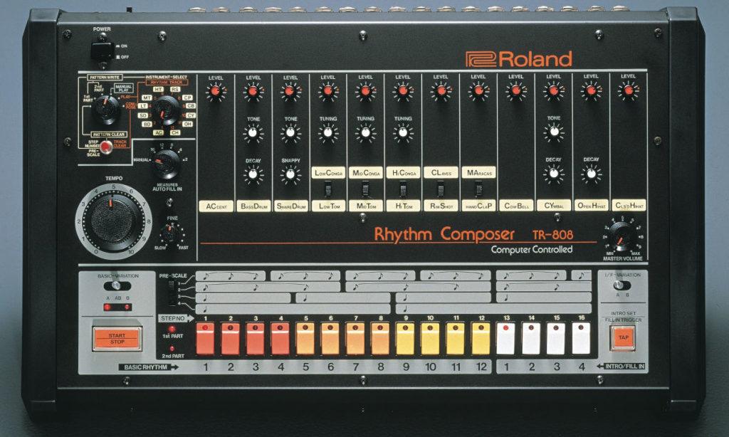Roland TR-808の画像