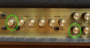 amp volume