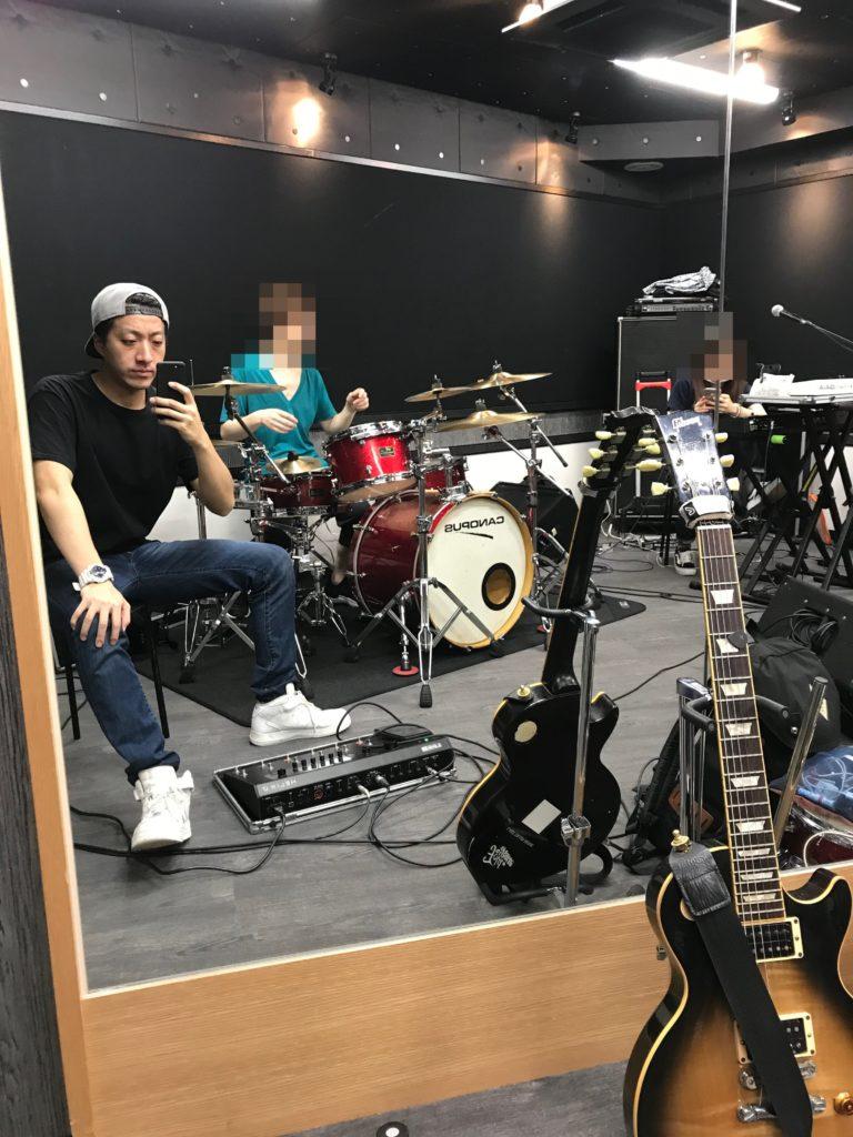 リハーサルスタジオのHelix