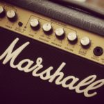guitar marshall amp
