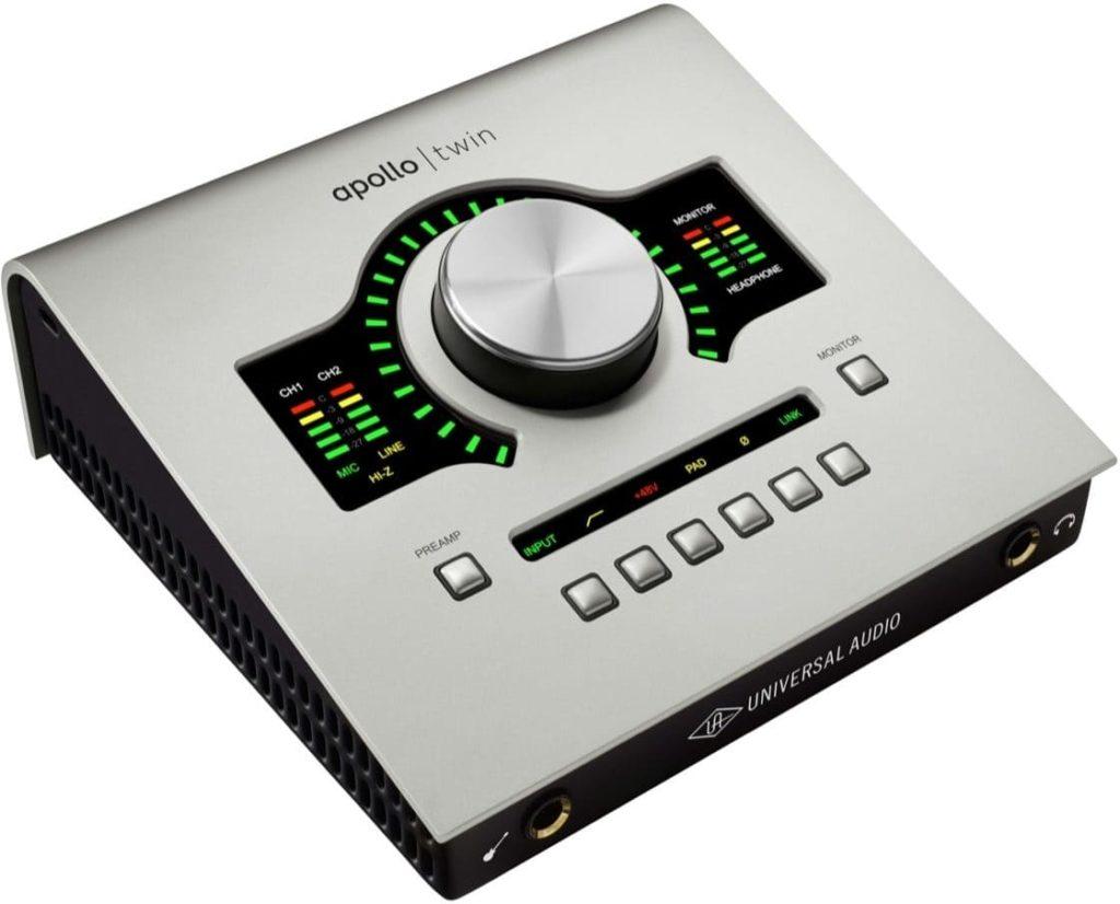 Universal Audio Apollo Twin MKⅡ SOLOの画像
