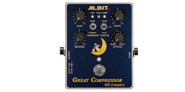 GREAT COMPRESSOR GC-1 MARK II の画像