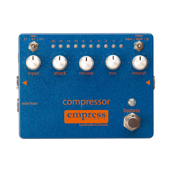 Empress Effects Compressorの画像