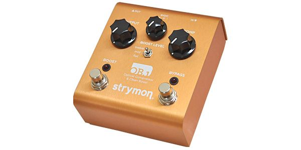STRYMON OB.1 Optical Compressor & Clean Boostの画像