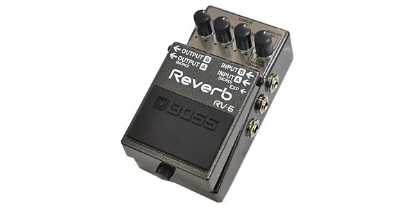 BOSS Reverb RV-6の画像