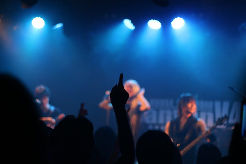 バンドマンの画像