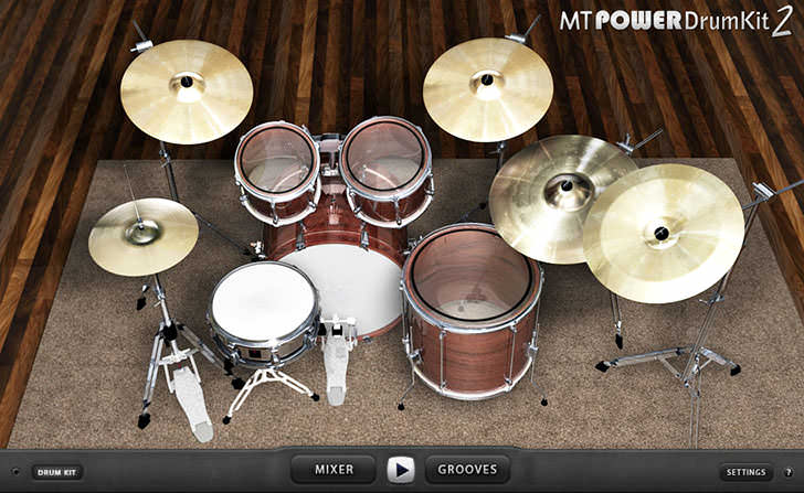 MT Power Drum Kit