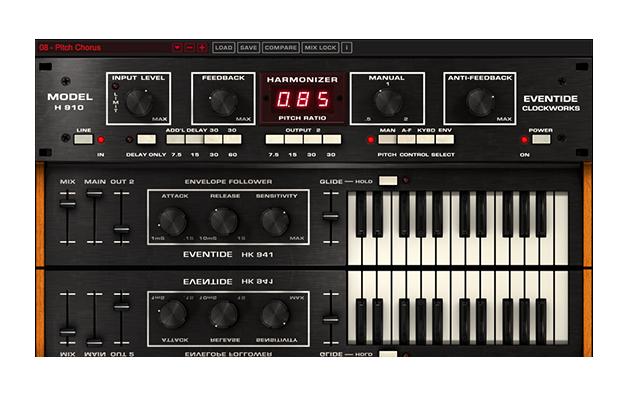 H910 Harmonizerの画像