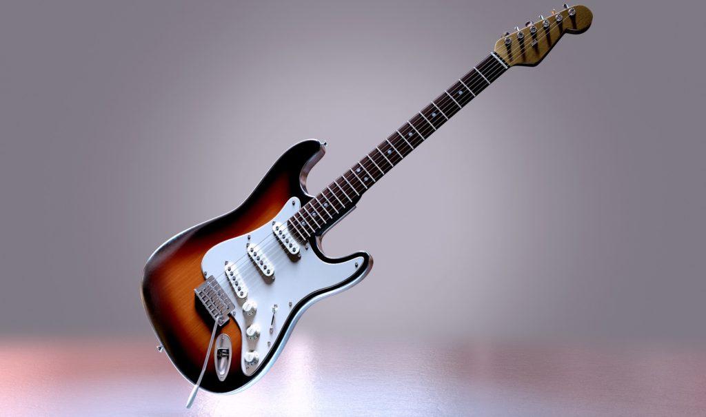 ギターに原因がある場合も