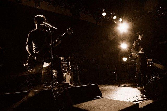 ライブの画像