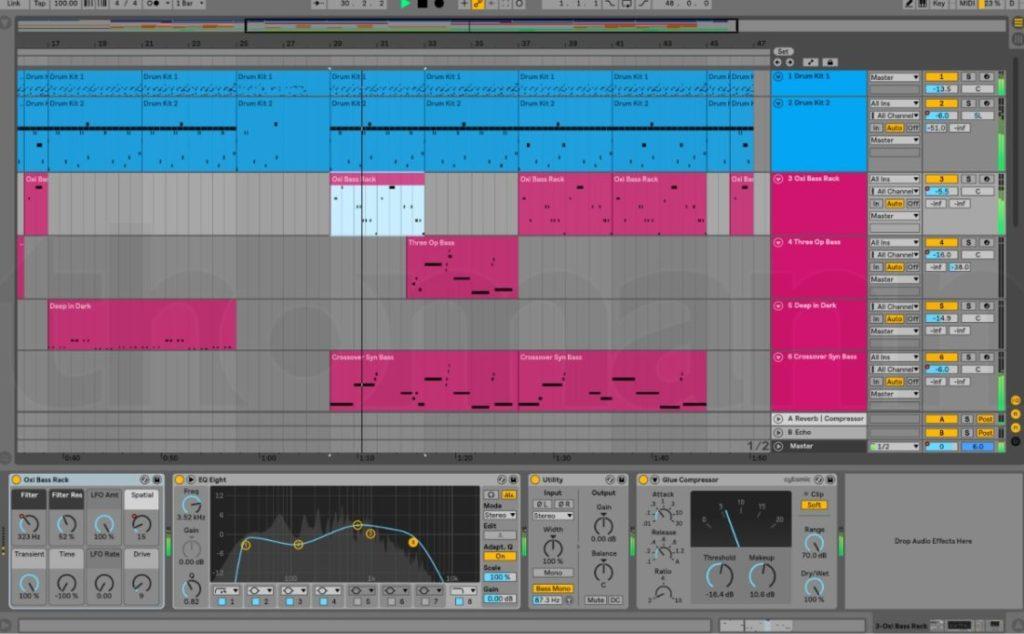 Ableton Live 10の画像