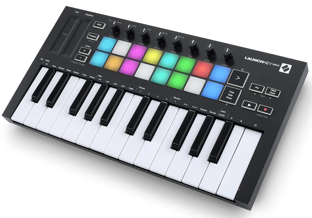 最新のMIDIキーボードおすすめ5選【DTM】の画像