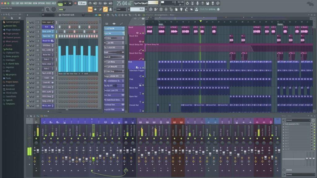 FL Studioの画像