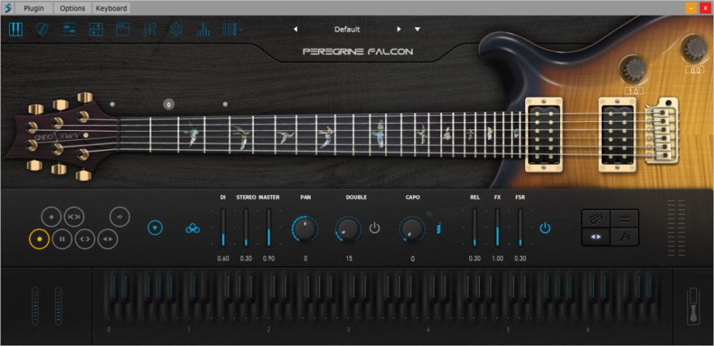 Ample guitarの画像