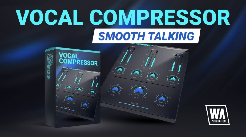 Vocal compressorの画像