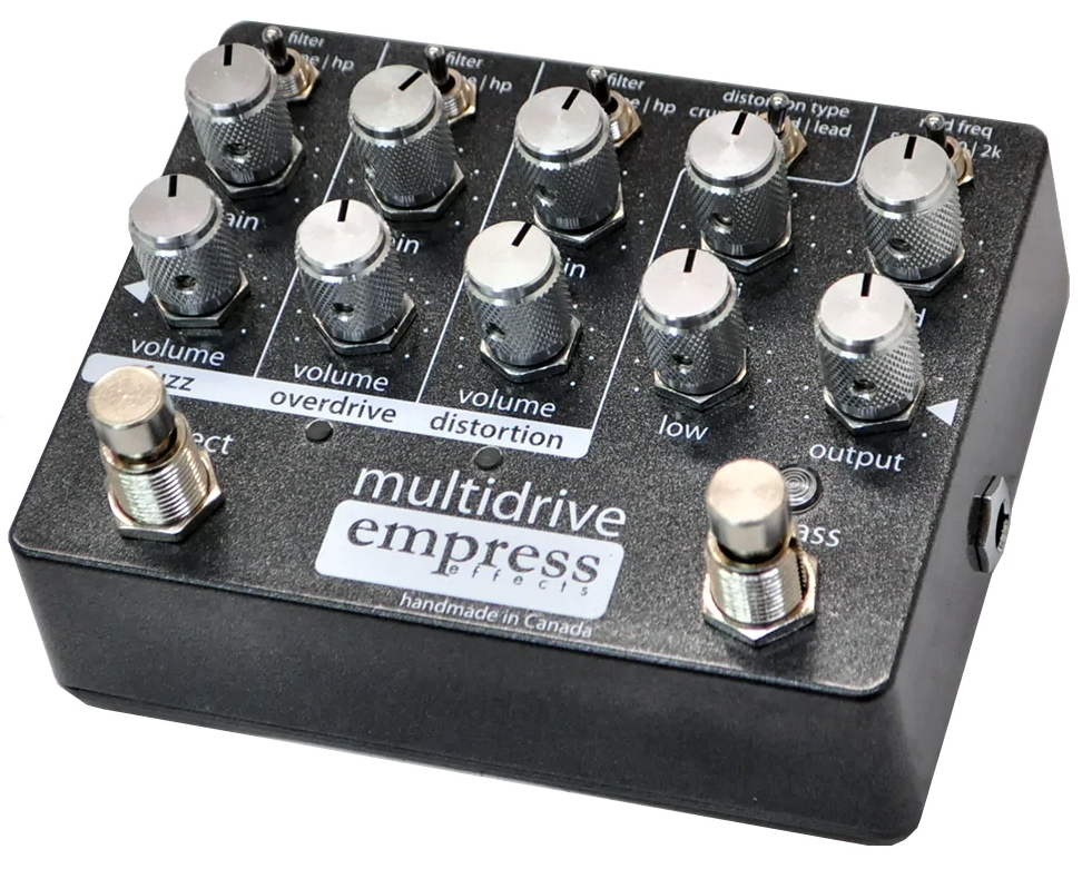 Empress Effects  Multidriveの画像