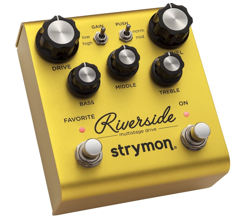 STRYMON  Riversideの画像