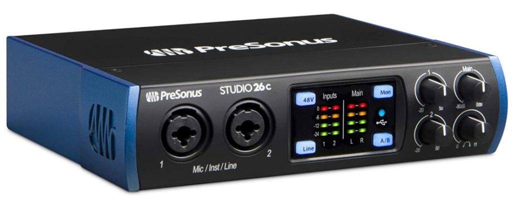PreSonus  Studio 26cの画像