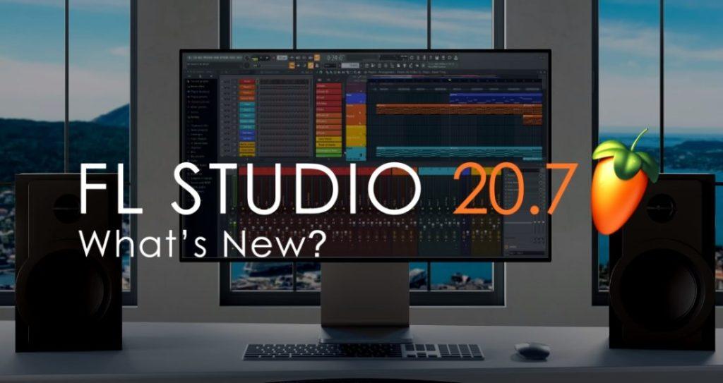 FL Studio 20.7の画像