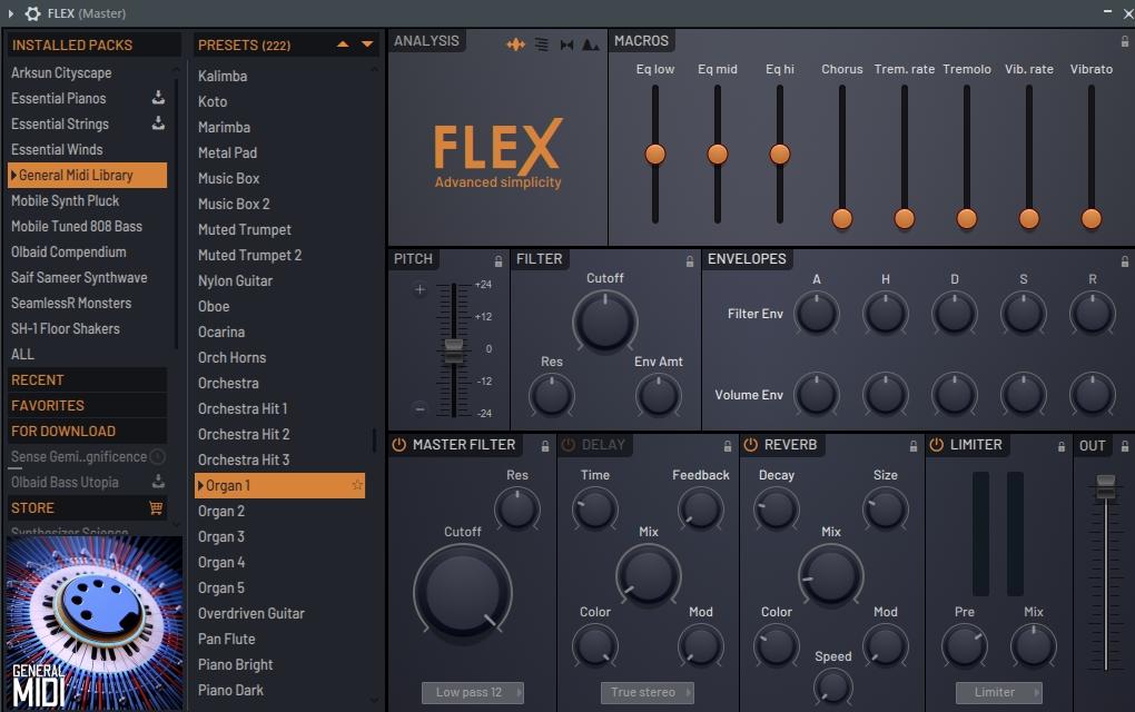 FLEXの画像