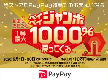 paypayキャンペーンの画像
