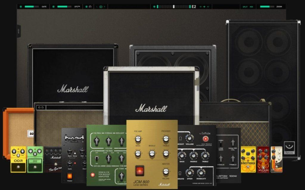Softube「Amp Room」の画像