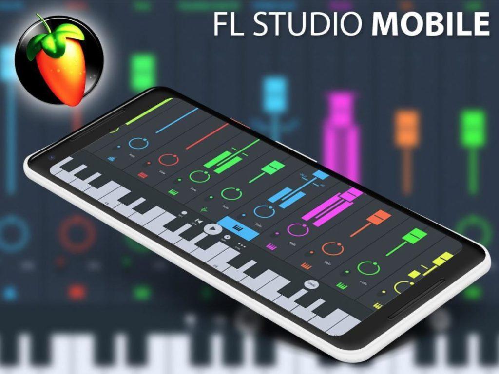 fl studio mobileの画像