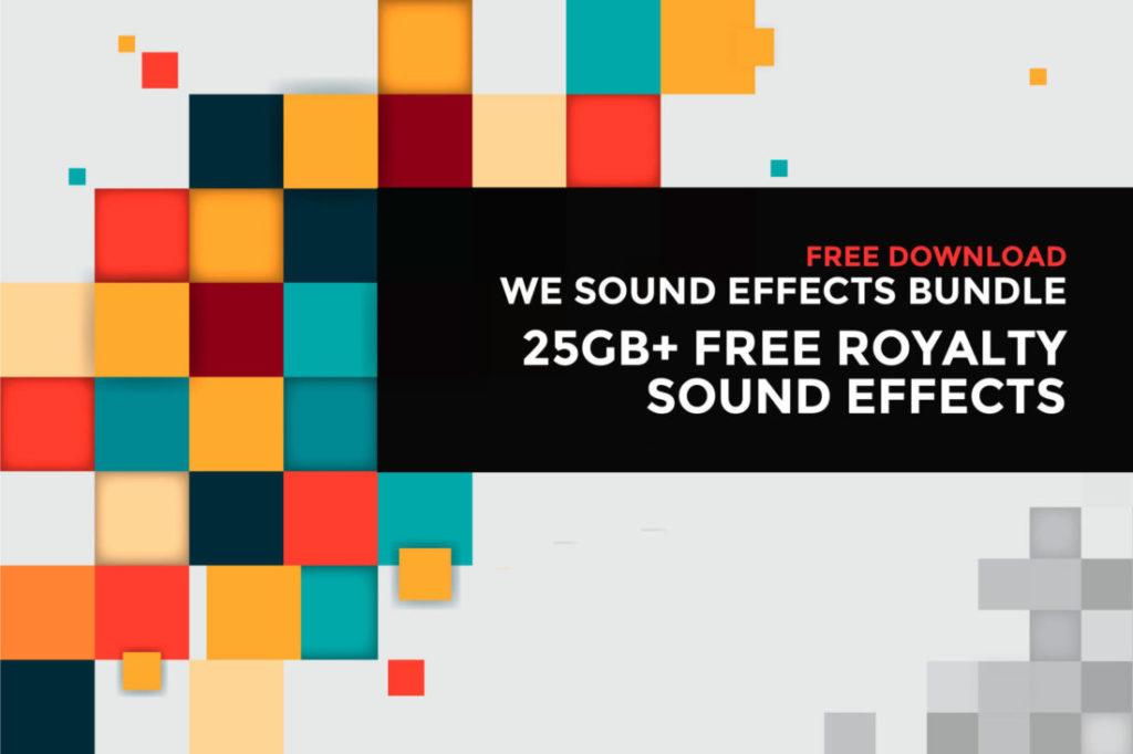 We Sound Effects「We Sound Effects Bundle 2020」の画像