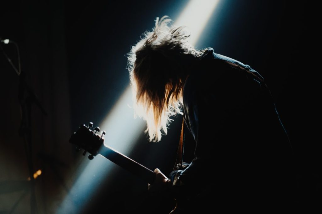 ギタリスト