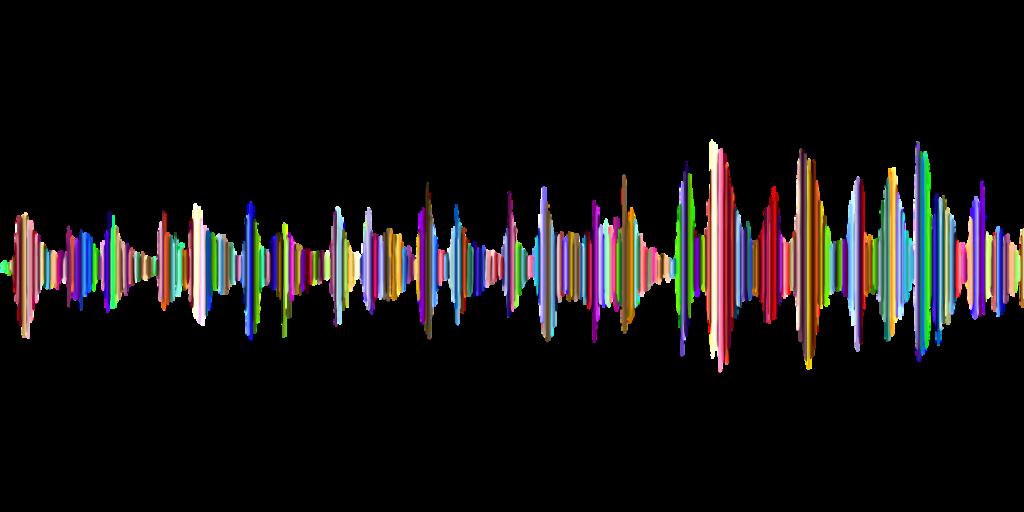 波形の画像