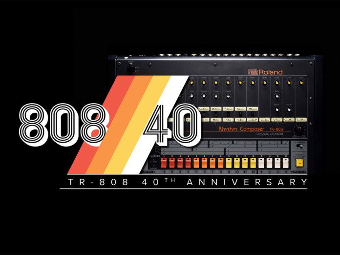 TR-808 40周年記念