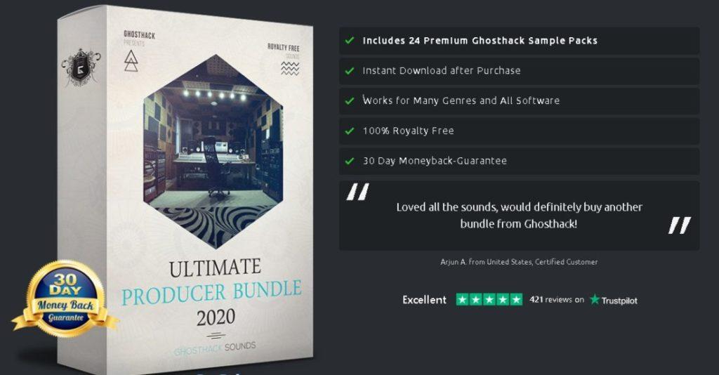 GhostHack「Ultimate Producer Bundle 2020」