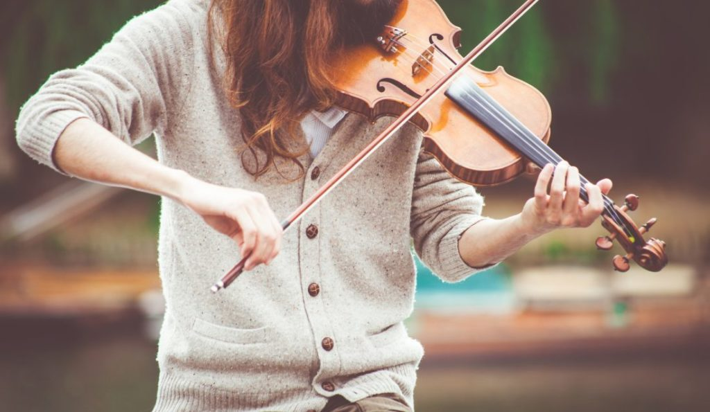 バイオリンメロディー