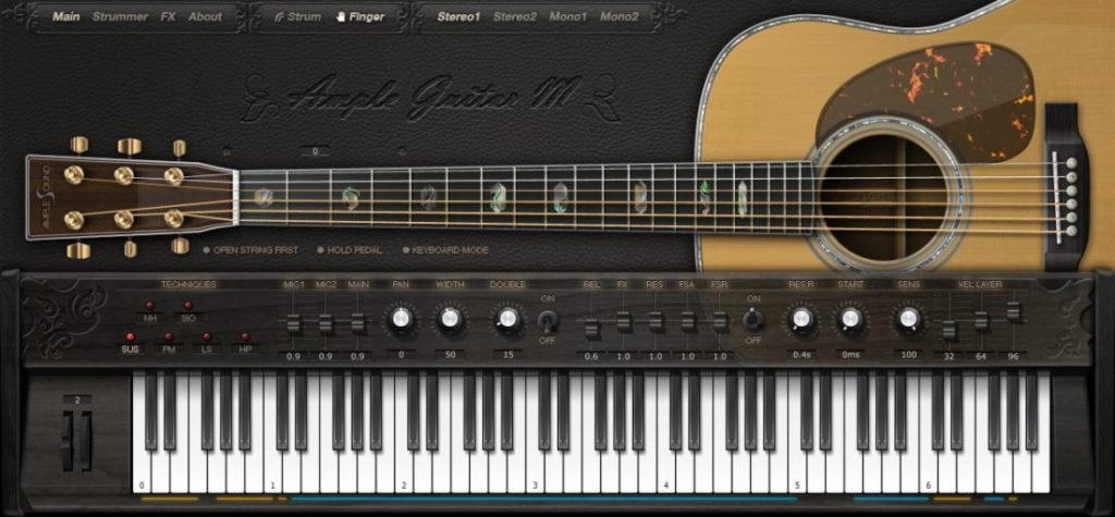 Ample Guitar