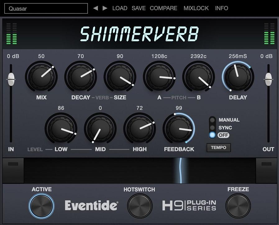 ShimmerVerb