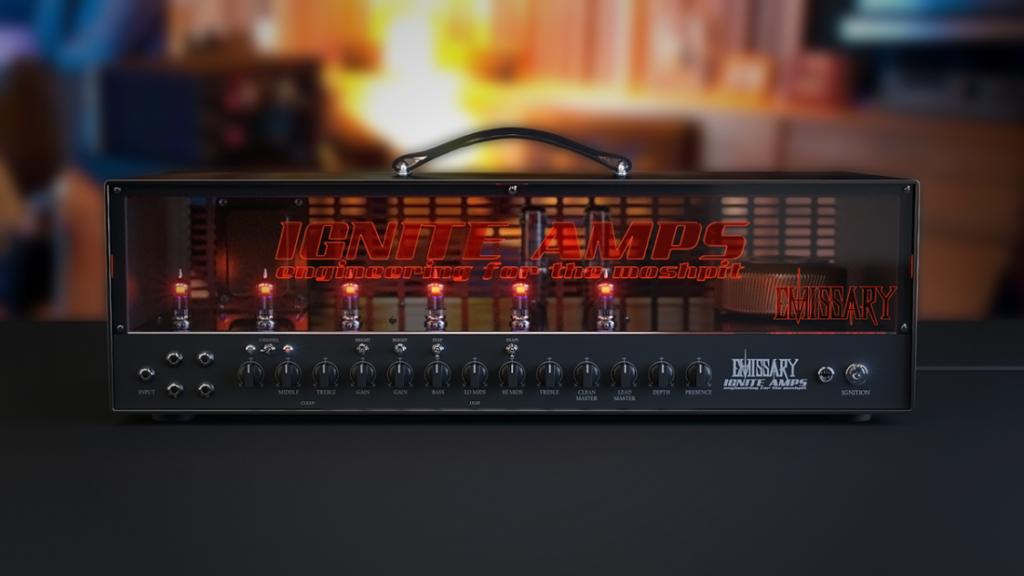 ギターアンプシミュレーター