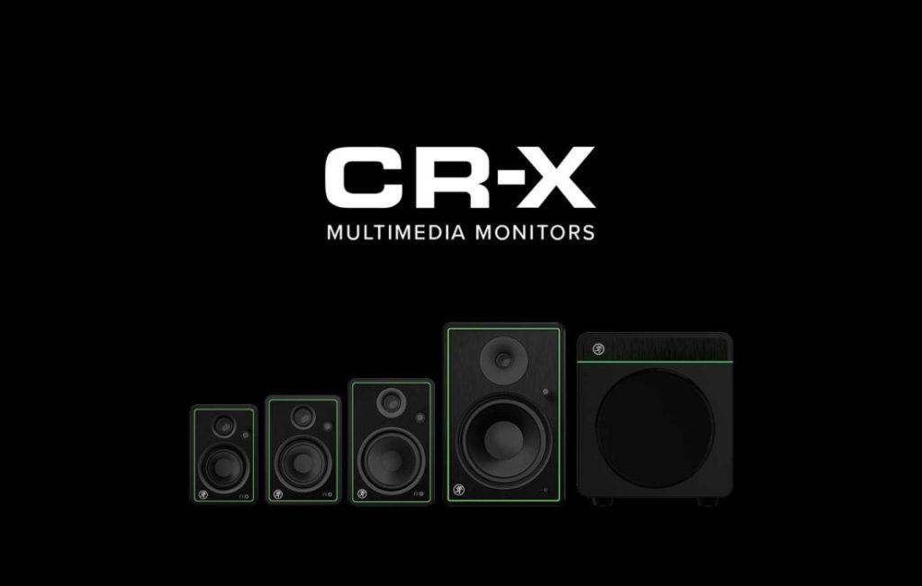 mackie CR-X