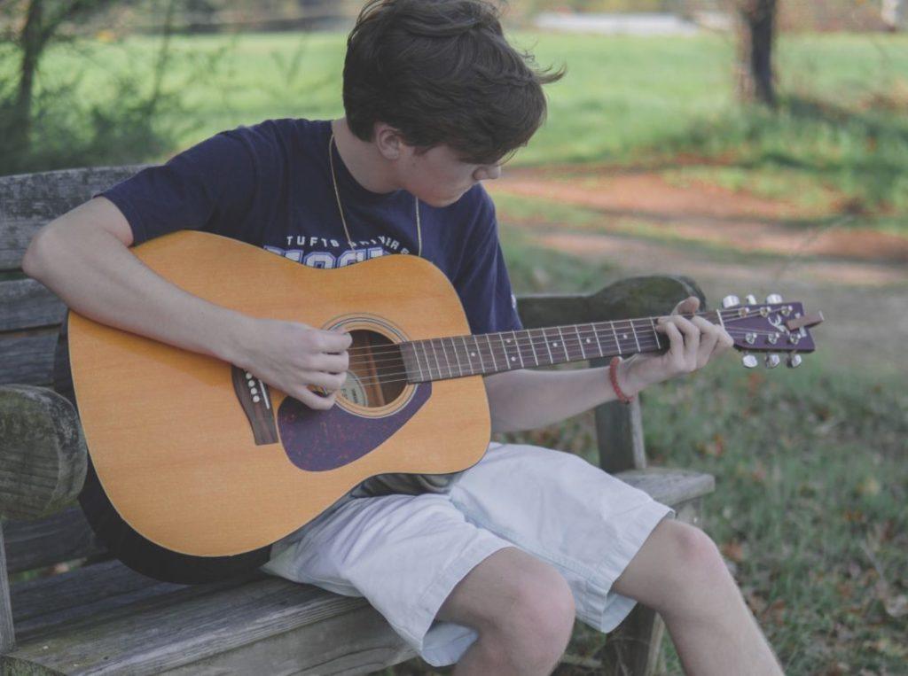 ギター練習方法
