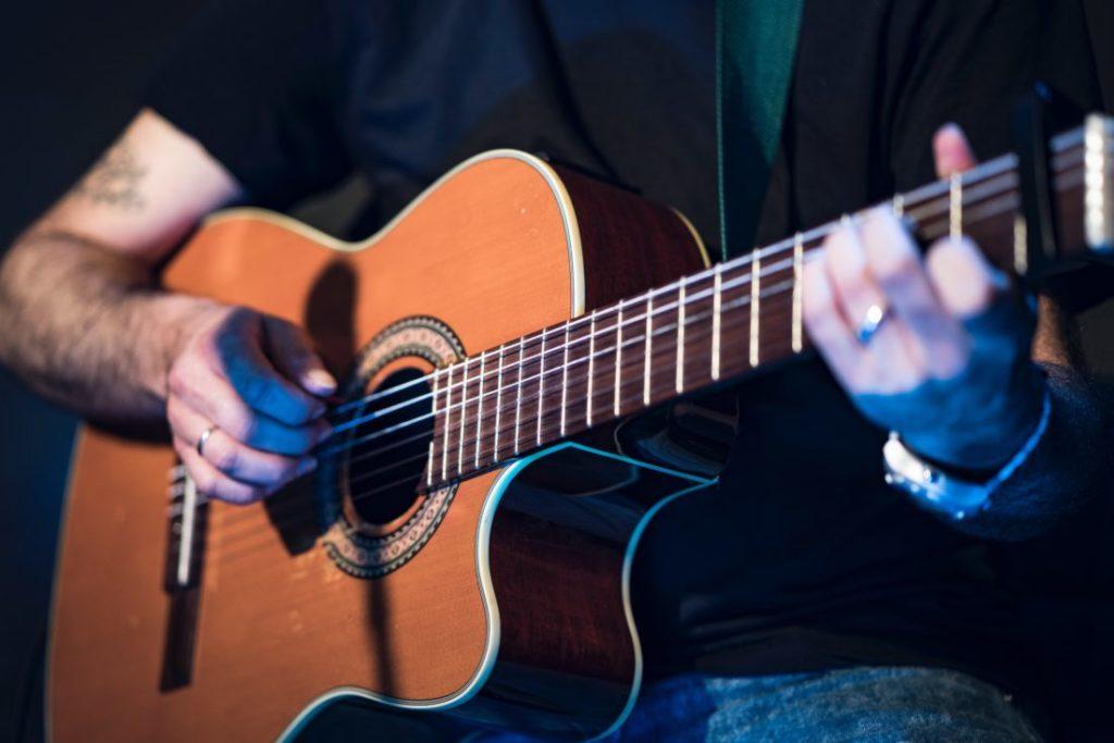 ギターカッティングフレーズ