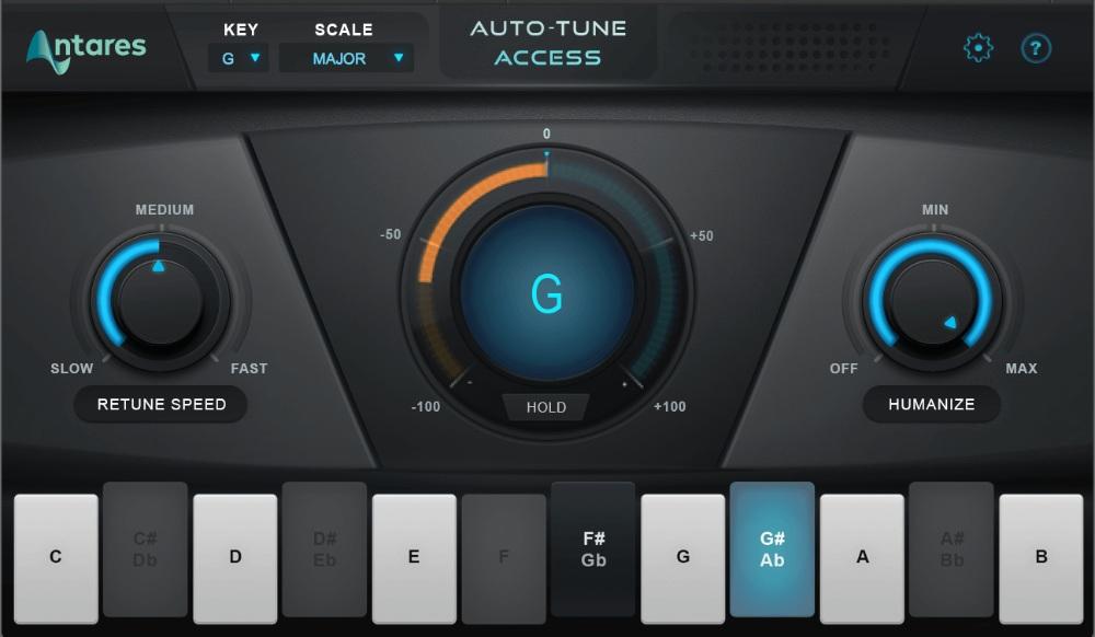 Antares Technologies「Auto-Tune Access」