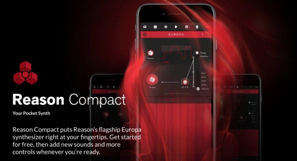 reason studio compact