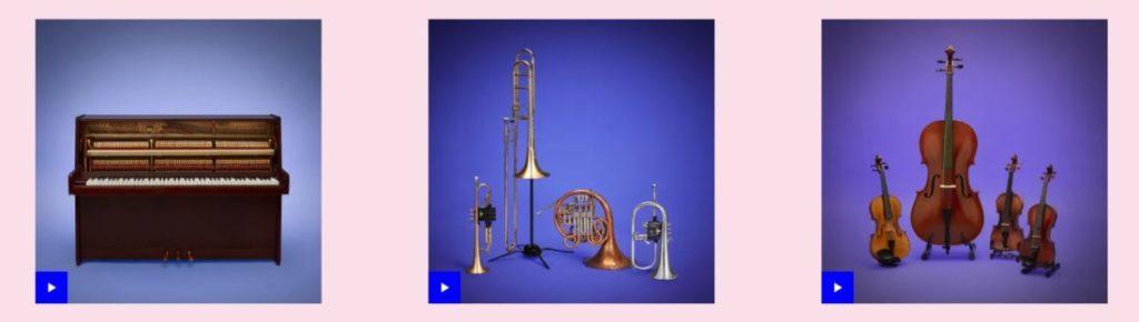 ableton live 11 楽器