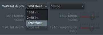 32bit float