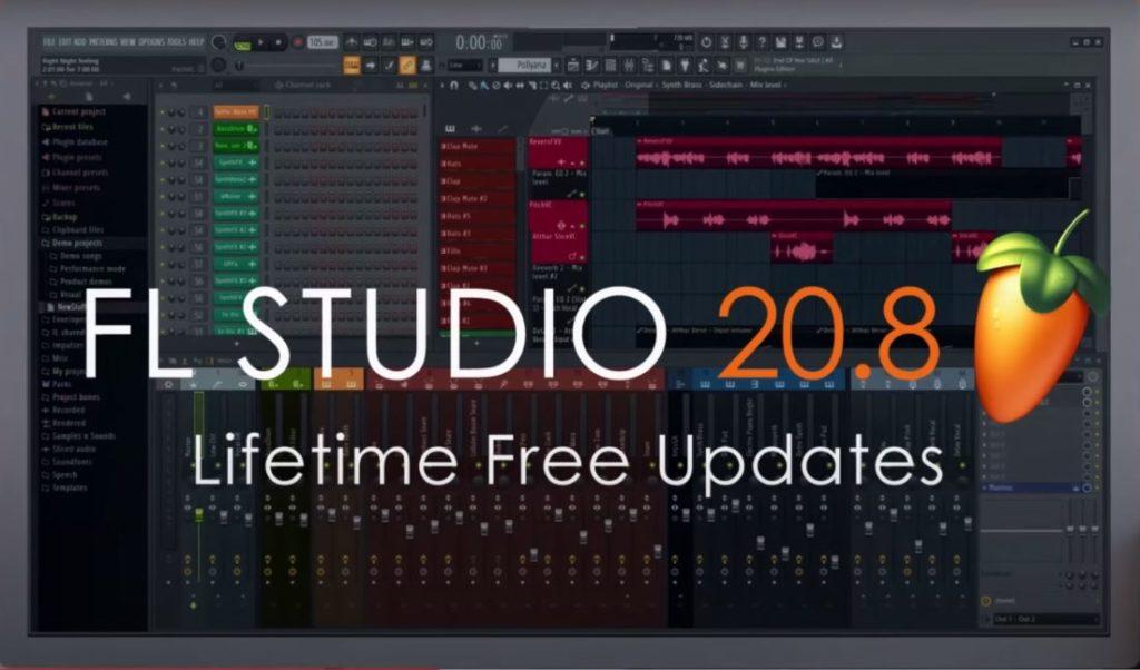fl studio 20.8