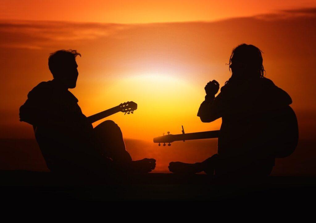 ギターテクニシャンに相談