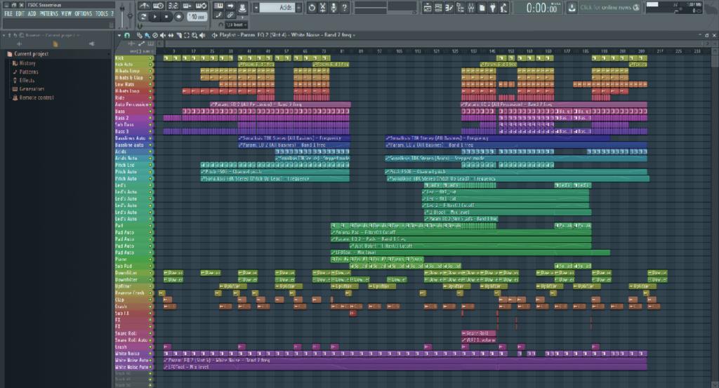 FL Studio 便利機能