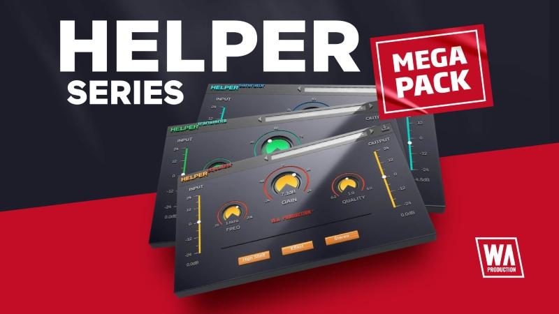 Helper Series Mega Pack