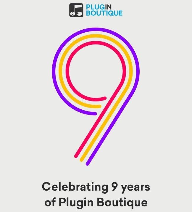 plugin boutique 9周年セール